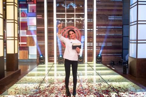 Anna vince Celebrity MasterChef 2!