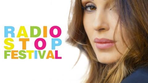 Anna ospite di Radio Stop Festival a Marina di Cecina!
