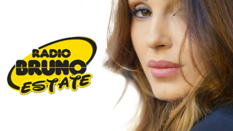 Anna ospite a Radio Bruno Estate!