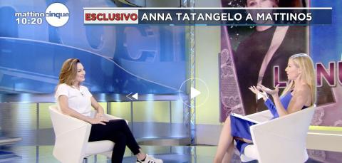 Riguarda Anna a Mattino5 con Federica Panicucci!