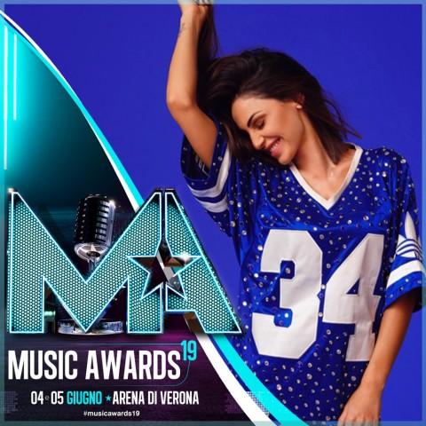 Il 4 giugno Anna ai Music Awards 2019!